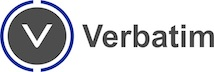 Verbatim Marketing Agency Logo